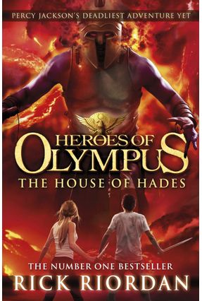 Heroes Of Olympus 4 - The House Of Hades - Riordan,Rick | Hoshan.org