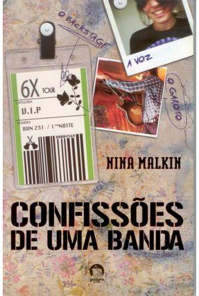 Confissões de uma Banda - Galera Record - Malkin,Nina pdf epub