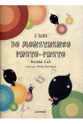 A Ilha do Monstrinho Preto-preto - Nova Ortografia - Cali,Davide | Nisrs.org