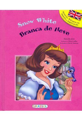 Histórias Bilingues - Branca de Neve - Javier Inaraja pdf epub