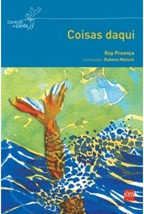 Coisas Daqui - Col. Poesia - Ruy Proença | Nisrs.org
