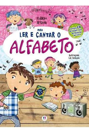 Para Ler e Cantar o Alfabeto - Brizola,Edélcio   Nisrs.org