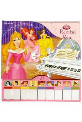 Recital Real - Disney Princesas - Disney pdf epub