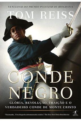 O Conde Negro - Reiss,Tom   Nisrs.org