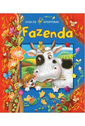 Fazenda - Guia de Aventuras - Nova Ortografia - Editora Ciranda Cultural   Nisrs.org