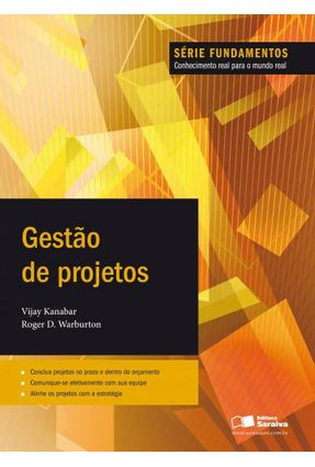 Gestão de Projetos - Série Fundamentos - Warburton,Roger Kanabar,Vijay   Hoshan.org