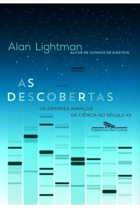 As Descobertas - Lightman,Alan | Hoshan.org