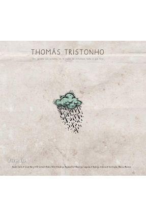 Edição antiga - Thomás Tristonho - Saito,André Nery,Cesar Sztok,Fê   Hoshan.org