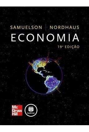 Economia - 19ª Ed. - Samuelson,Paul A. Nordhaus,William D. pdf epub
