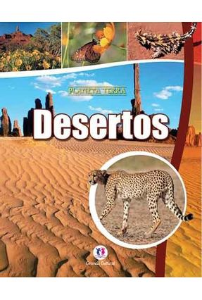 Desertos - Planeta Terra - Nova Ortografia - Editora Ciranda Cultural pdf epub