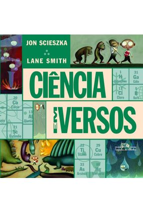Ciência Em Versos - Scieszka,Jon | Hoshan.org