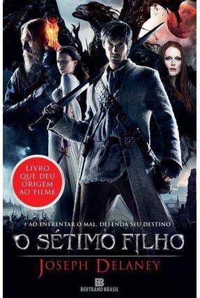 O Sétimo Filho - Série as Aventuras do Caça-feitiço - Vol. 1 e Vol. 2 - Delaney,Joseph pdf epub