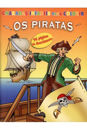 Os Piratas - Charadas Infantis Para Colorir - Steinlein,Schwager & | Nisrs.org