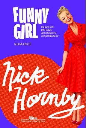 Funny Girl - Hornby,Nick | Tagrny.org
