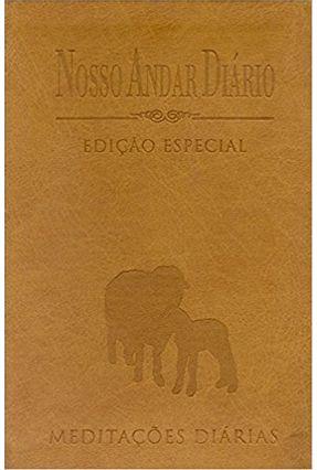 Nosso Andar Diário - Edição Especial - Couro - Ministerios Pão Diário pdf epub