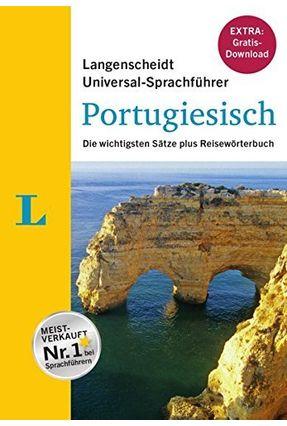Langenscheidt Universal-Sprachführer Portugiesisch - Langenscheidt Publishing   Hoshan.org