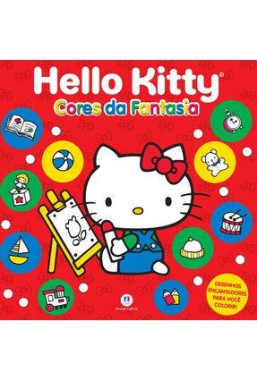 Hello Kitty - Cores Da Fantasia - Editora Ciranda Cultural   Nisrs.org