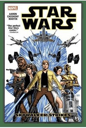 Star Wars Vol. 1 - Skywalker Strikes - Aaron,Jason | Hoshan.org