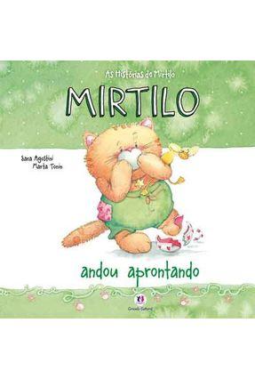 Mirtilo Andou Aprontando - Sara Agostini | Hoshan.org