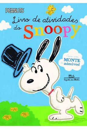 O Livro De Atividades Do Snoopy - Schulz,Charles M.   Hoshan.org