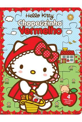 Hello Kitty - Chapeuzinho Vermelho - Editora Ciranda Cultural | Nisrs.org