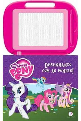 My Little Pony - Desenhando Com As Pôneis - Editora Ciranda Cultural   Hoshan.org