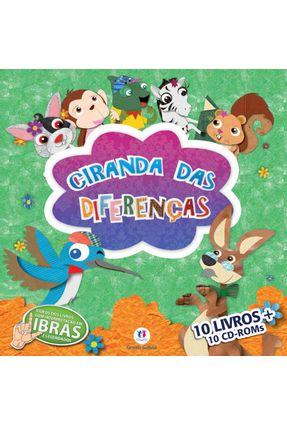Ciranda Das Diferenças Vol.2 - Márcia Honora pdf epub