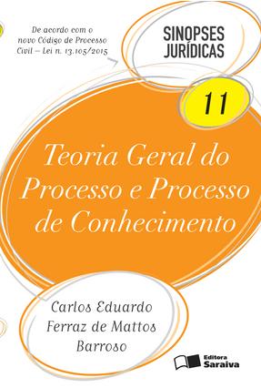 Edição antiga - Teoria Geral Do Processo E Processo De Conheciment - Barroso,Carlos E. F. Mattos | Nisrs.org
