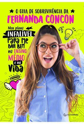 O Guia de Sobrevivência da Fernanda Concon - Concon,Fernanda pdf epub