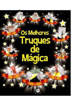 Os Melhores Truques de Mágica - Editora Ciranda Cultural pdf epub