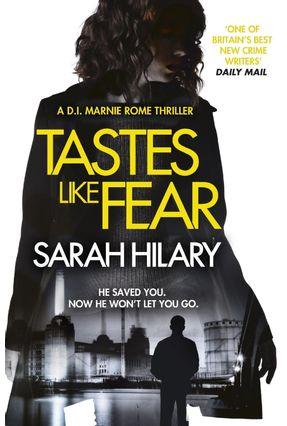 Tastes Like Fear - Hilary,Sarah   Hoshan.org