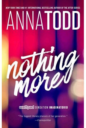 Nothing More - Todd,Anna   Nisrs.org