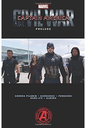 Marvel's Captain America - Civil War Prelude - Pilgrim,Will | Hoshan.org