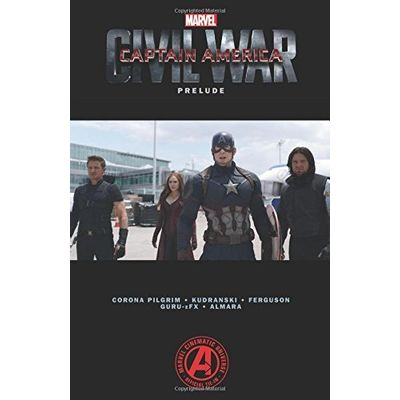 Marvel's Captain America - Civil War Prelude