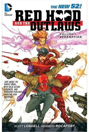 Red Hood And The Outlaws Vol. 1- Redemption - Lobdell,Scott pdf epub