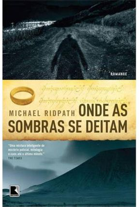 Onde As Sombras Se Deitam - Ridpath,Michael | Hoshan.org