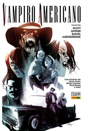 Vampiro Americano - Vol. 6 - Albuquerque,Rafael Snyder,Scott Murphy,Sean | Tagrny.org