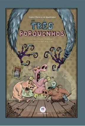 Graphic Novel - Os Três Porquinhos - Lisa Trumbauer | Tagrny.org