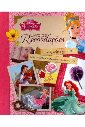 Livro de Recordações - Disney Princesas - Dcl | Tagrny.org