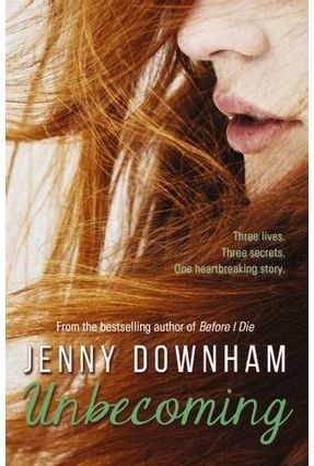 Unbecoming - Downham,Jenny | Hoshan.org