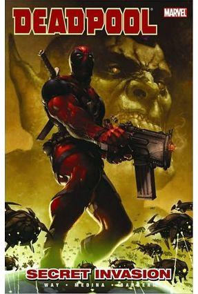 Deadpool Vol.1 - Secret Invasion - Way,Daniel pdf epub