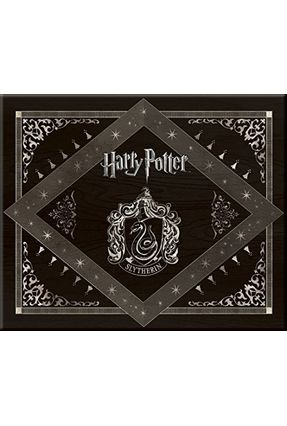 Harry Potter - Slytherin Deluxe Stationery Set - Insight | Hoshan.org