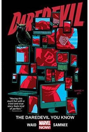 Daredevil Vol. 3- The Daredevil You Know - Waid,Mark   Hoshan.org
