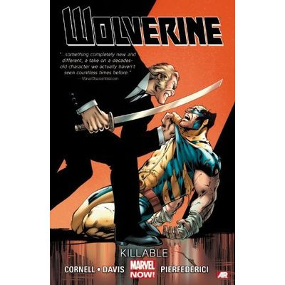 Wolverine Vol.2 - Killeable