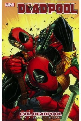 Deadpool Vol.10 - Evil Deadpool - Way,Daniel | Hoshan.org