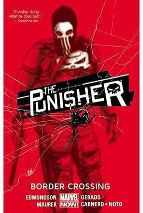 The Punisher Vol.2 - Border Crossing - Edmondson,Nathan | Hoshan.org