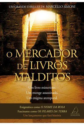 O Mercador de Livros Malditos - Simoni,Marcello   Tagrny.org