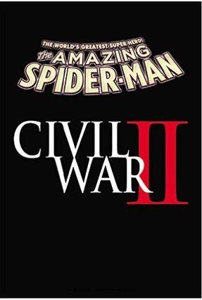 Civil War II - Amazing Spider-Man - Gage,Christos   Hoshan.org