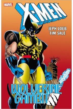 X-Men - Gambit & Wolverine - Victims - Loeb,Jeph pdf epub