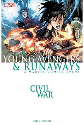 Civil War- Young Avengers & Runaways - Wells,Zeb Caselli,Stefano pdf epub